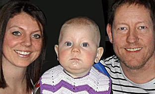 Mikkel familie baby